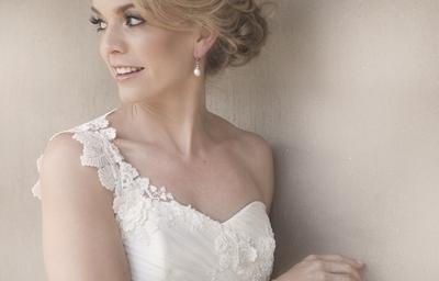A Symmetrical Should Strap Wedding Dress Wedding Dresses Kzn