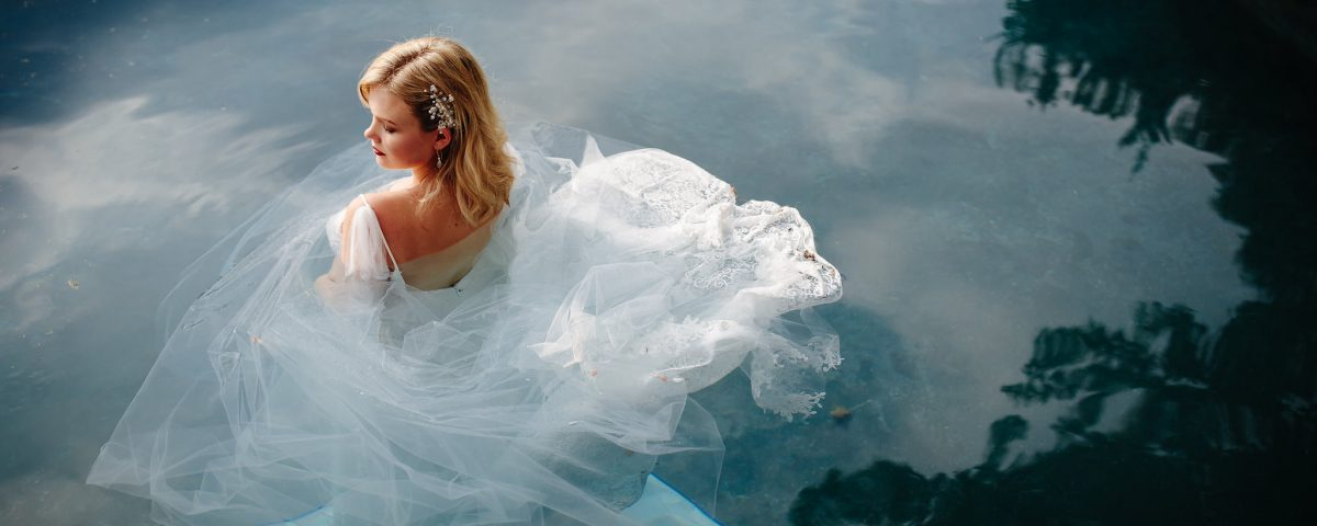 Styled shoot, wedding dress, bespoke wedding dress, tulle wedding dress