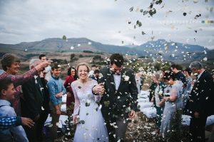 Modern classic wedding dress, long sleeve wedding dress, lace applique detailed wedding dress, custom wedding dress, custom Maryke Wedding Dress, Petite bride