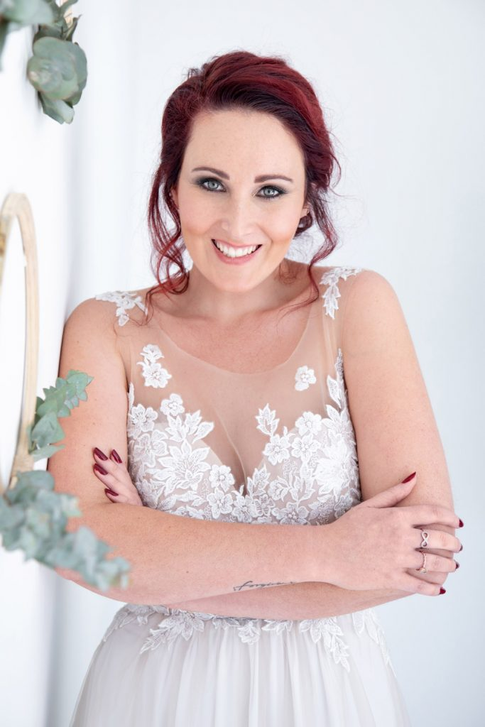 Bridgette detail from Bespoke by Maryke Ready to Wear Collection_South African Bridal Wear Designer
